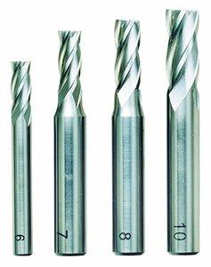 PROXXON set glodala (6 – 10mm) za tokarilice, NO 24620