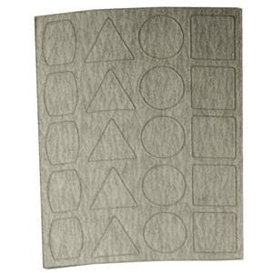 PROXXON dodatni brusni papir za PS 13 (granulacija 180), NO 28822