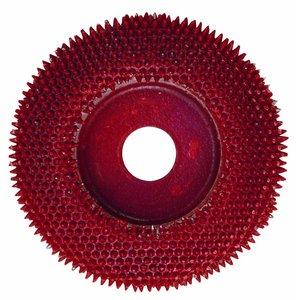 PROXXON ploča za rašpanje sa metalnim rubovima od volfram karbida za LHW kutnu brusilicu, NO 29050