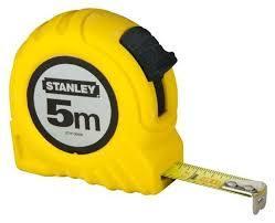STANLEY ručni metar - 5 m - 1-30-497