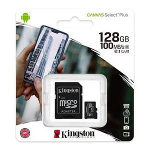 Memorijska kartica  Kingston microSD 128GB Class 10 UHS-I Plus