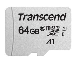 Memorijska kartica Transcend microSD 64GB HC Class 10 UHS-I 300S