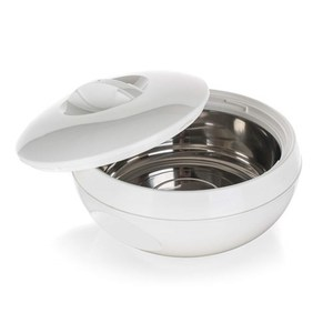 BANQUET Avanza white termo zdjela 0,6 L