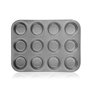 BANQUET Granite pekač 35 x 26,5 x 3 cm za muffine 12/1