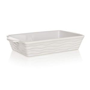 BANQUET Culinaria white keramički pekač 30x17 cm