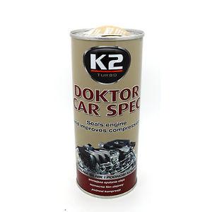 K2 Oil treatment