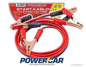 Start Kablovi 400 AMP 7mm2  Powercar