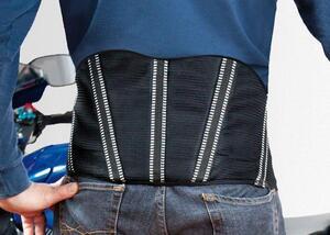 Moto pojas za leđa