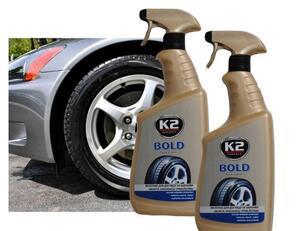 Sjaj za gume K2 tekući sprej, 700 ml