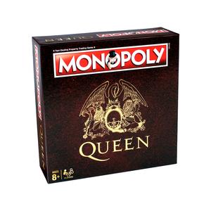 Monopoly Queen, engleska verzija
