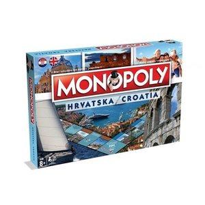 Društvena igra Monopoly HRVATSKA