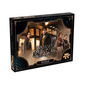 Puzzle Fantastic Beast - Čudesne zvijeri 500 kom