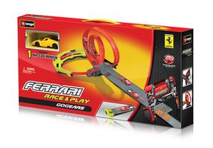 Burago Ferrari Go Gears, incl. 1 car