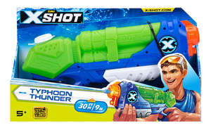 X-Shot water Typhoon Thunder
