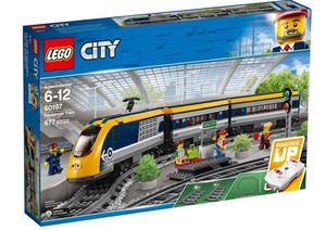 LEGO City Putnički vlak 60197