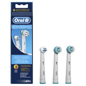 Oral-B zamjenske glave EB ORTHO KIT