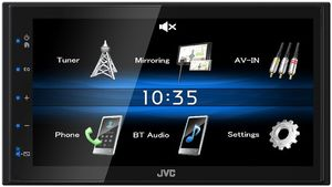 JVC KW-M25BT auto radio