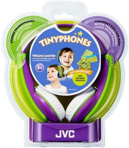 JVC HA-KD5VEF slušalice dječje on-ear