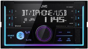 JVC KW-X830BT auto radio