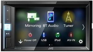 JVC KW-M450BT auto radio