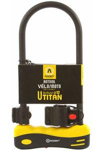 AUVRAY lokot U-Lock TITAN 165X320 D.12