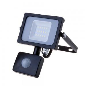 V-TAC 10W LED SMD reflektor sa senzorom Samsung čip 6000K - 5 GODINA GARANCIJE