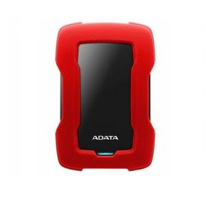 Vanjski tvrdi disk ADATA HD330 1TB USB 3.1 Durable Crno/Crveni