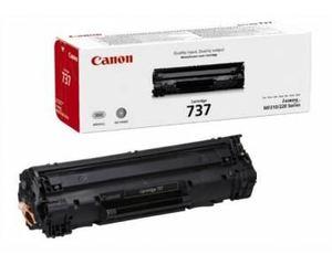 Toner Canon CRG-737 BK