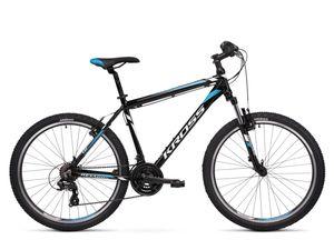 KROSS bicikl MTB HEXAGON 1.0 26, L, crno/plavi