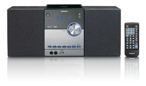LENCO MC-150 Mini linija bluetooth DAB+ CD/MP3