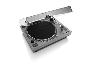 LENCO L-3808 gramofon Matt Grey