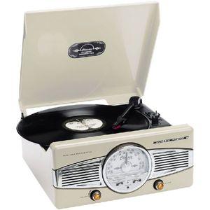 LENCO TT-28 gramofon retro sa zvučnicima
