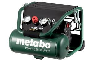 METABO bezuljni prijenosni kompresor POWER 250-10 W OF