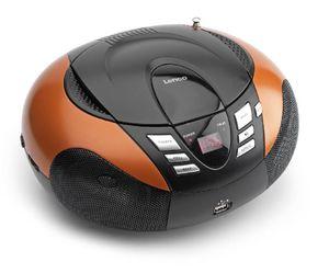 LENCO SCD-37 radio Orange