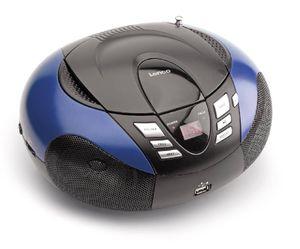 LENCO SCD-37 radio Blue