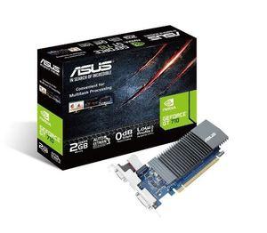 Grafička kartica Asus nVidia GeForce GT710-SL-2GD5-BRK, 2GB GDDR5