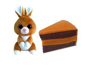 Wild Cakes Bunny Choco Cake