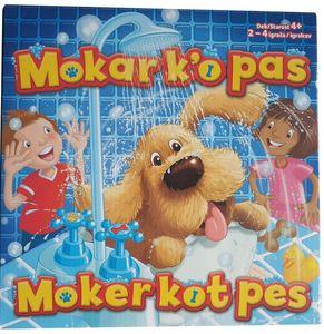 Društvena igra Mokar k'o pas