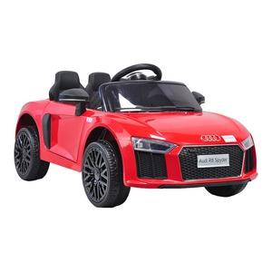 Licencirani automobil na akumulator Audi R8 Spyder crveni
