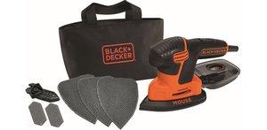 BLACK & DECKER vibracijska brusilica KA2000