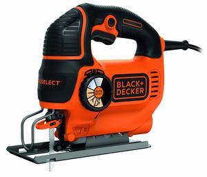 BLACK & DECKER ubodna pila Auto Select 550 W