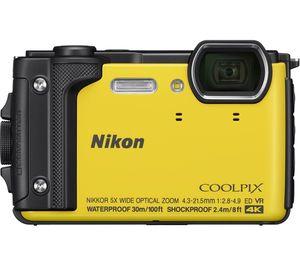 Nikon COOLPIX W300 Yellow