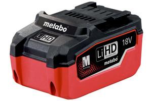 METABO akumulator 18 V 5,5Ah LiHD