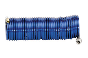 METABO spiralno crijevo za zrak 8/6x7,5 m - s brzim spojnicama