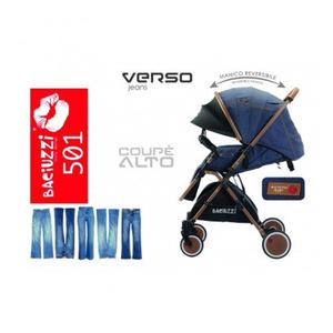 BACIUZZI Verso Reversible dječja kolica Jeans 501