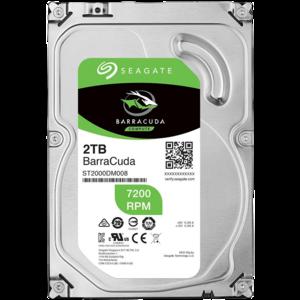 Tvrdi disk SEAGATE Barracuda Guardian 2TB, ST2000DM008