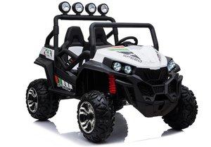 Automobil na akumulator 4x4 buggy S2588 bijeli