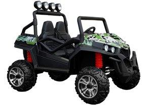 Automobil na akumulator 4x4 buggy S2588 kamuflažno zeleni