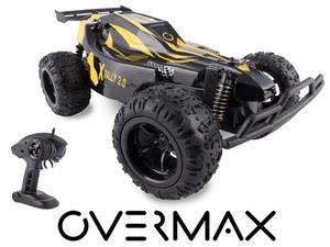 Overmax auto na daljinsko upravljanje, 25km/h, ovjes, domet 100m, 21*13cm