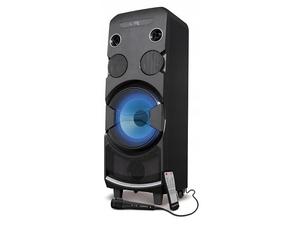 MANTA karaoke FM, disco svjetlosni efekti, daljinski, mikrofon, baterija SPK5032